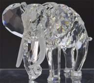 Swarovski Crystal Elephant 1993 SCS Annual