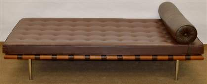 Mies van de Rohe for Knoll Barcelona Day Bed