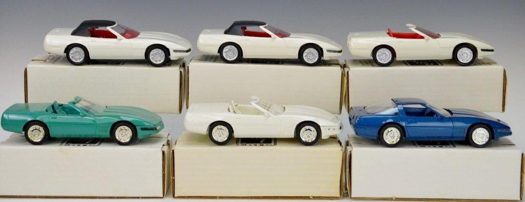 Corvette Dealer Promo Grouping