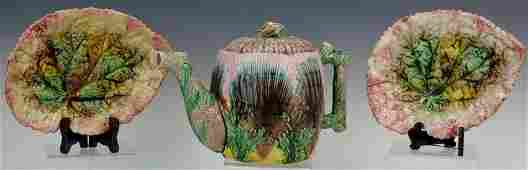Etruscan Majolica Grouping