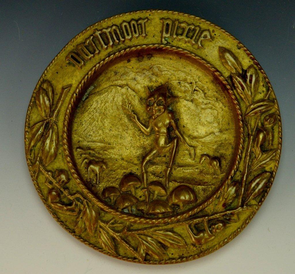 Dartmoor Pixie Bronze Dish