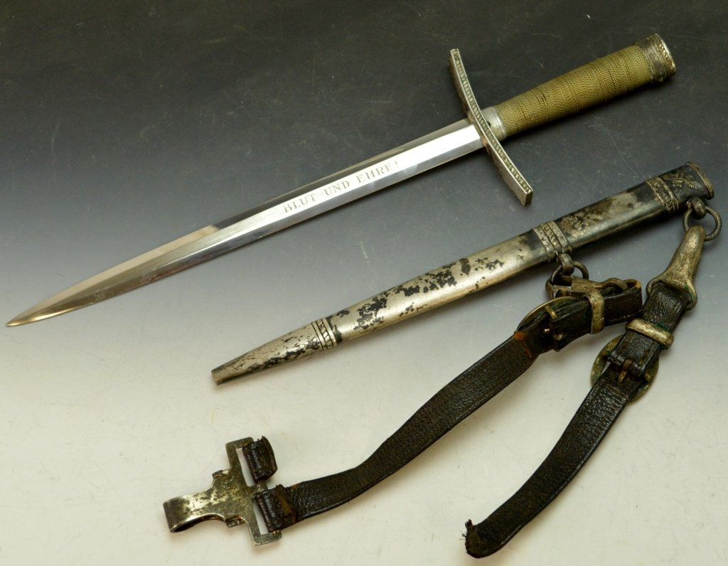 WWII German Military Hitler Youth Dagger