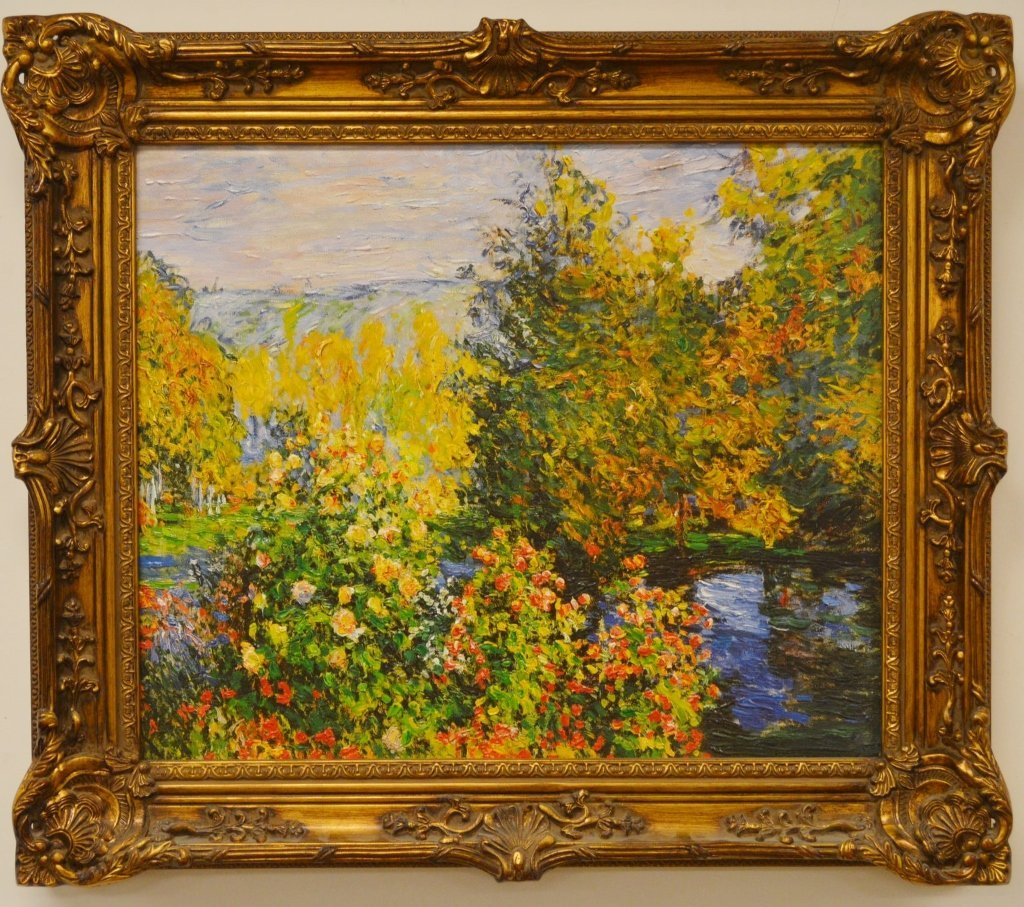 Monet and Renoir Giclee Grouping