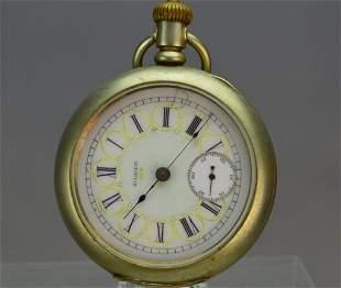 Elgin Silveroid Pocket Watch
