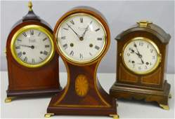 Mantel Clock Grouping