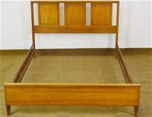 Mid Century Modern Bed
