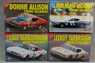 NASCAR Polar Lights Model Grouping