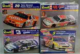 Revell 1:24 NASCAR Model Grouping