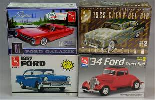 AMT 1:25 Model Grouping