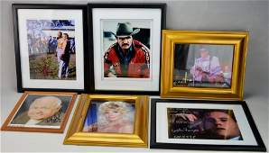 Television  Movie Autograph Grouping