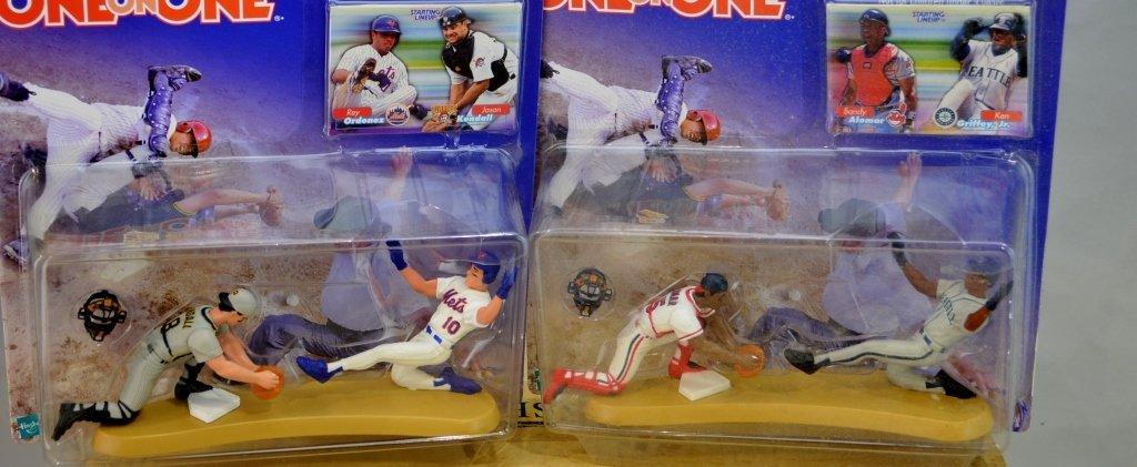 (12) MLB Starting Lineup Freeze Frame Figures - 2