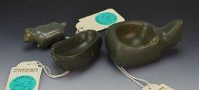 Colima Obsidian Objects