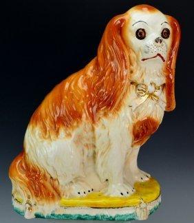 English Staffordshire Dog