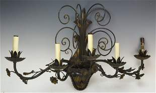 French Wall Sconce Grouping