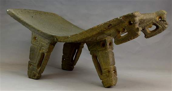 Costa Rican Stone Metate : Sotheby's