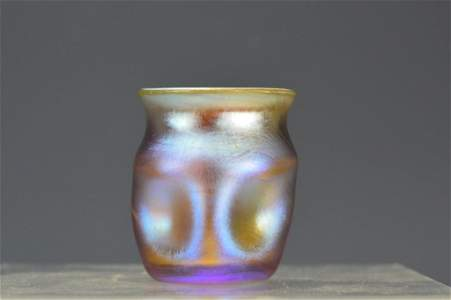 Louis Comfort Tiffany Favrille Art Glass Toothpick