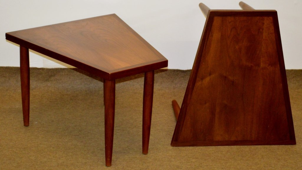 Mid Century Modern Side Table Grouping