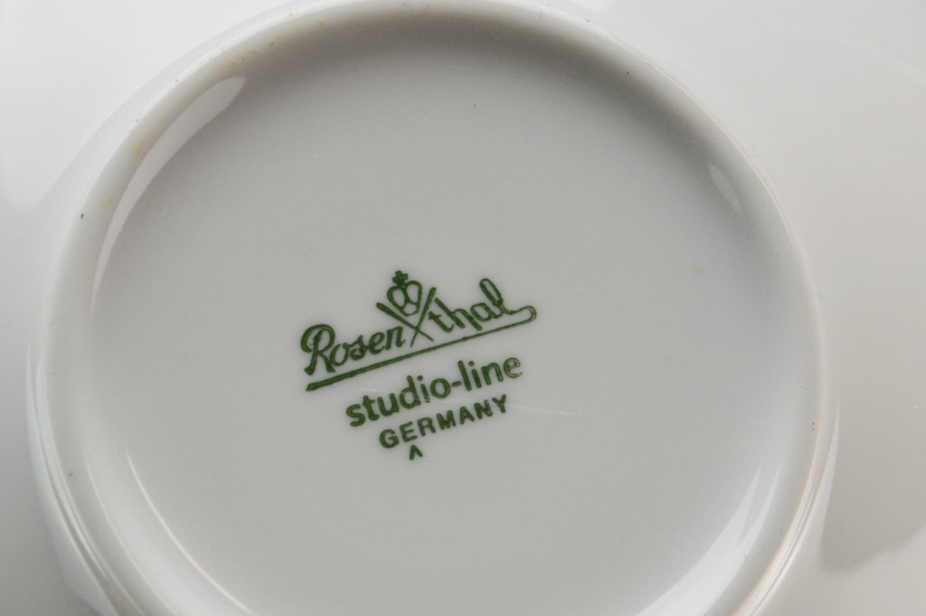 Rosenthal Plate Grouping - 5