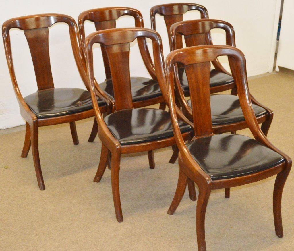 Mid Century Modern Chair Grouping