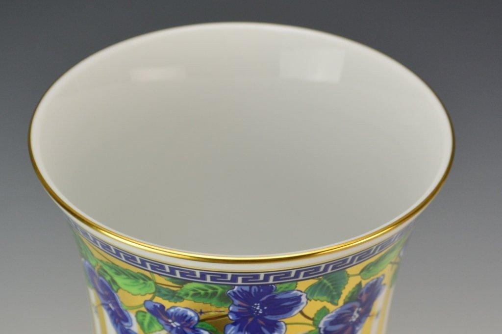 Versace Medusa Vase with Original Box - 3