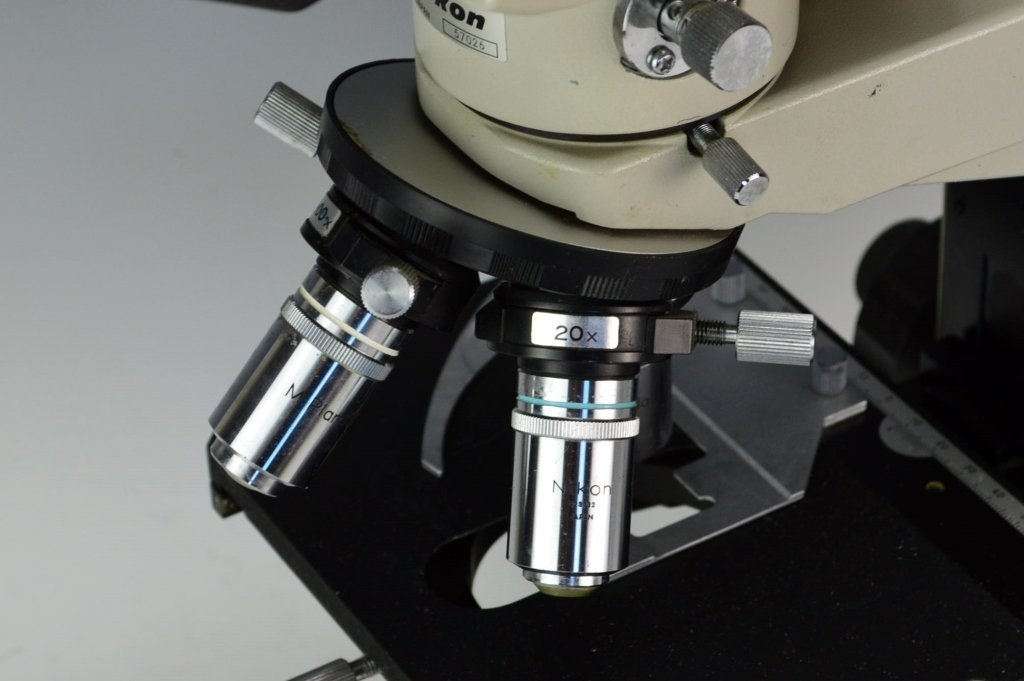 Nikon Biological Microscope Optiphot - 3