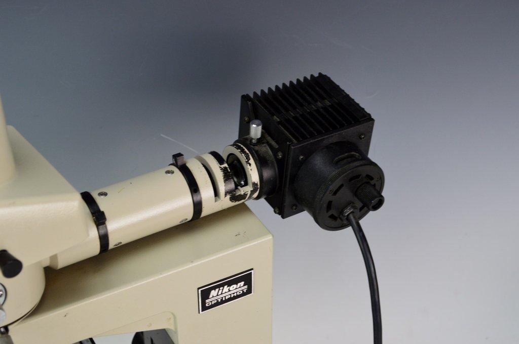 Nikon Biological Microscope Optiphot - 4