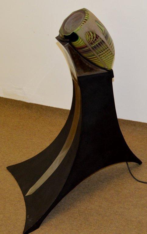 """Ben Sharp Art Glass """"Futurescopic"""""""