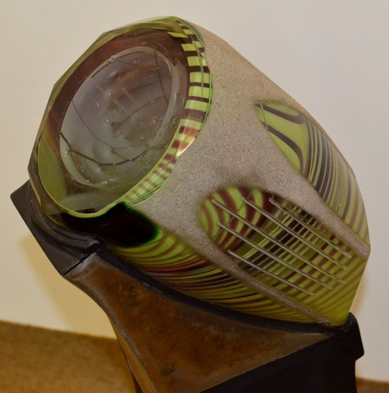"""Ben Sharp Art Glass """"Futurescopic"""" - 2"""