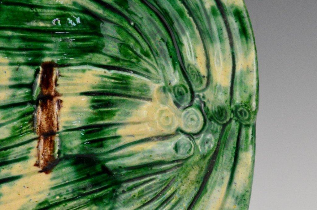 Majolica Asparagus Platter - 2