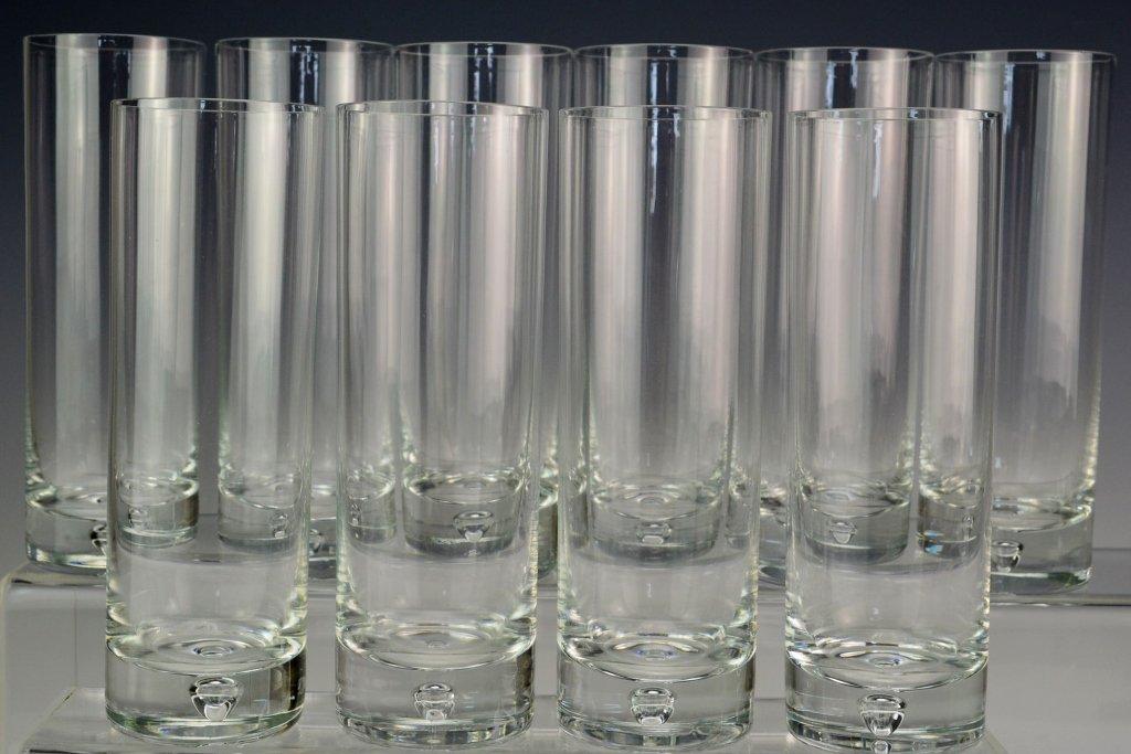 Spode Glass Grouping