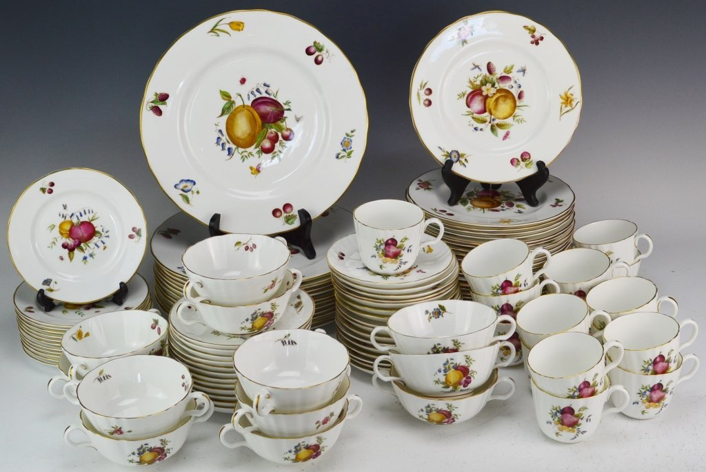 Royal Worcester Delecta China Service for 12