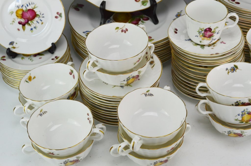 Royal Worcester Delecta China Service for 12 - 6