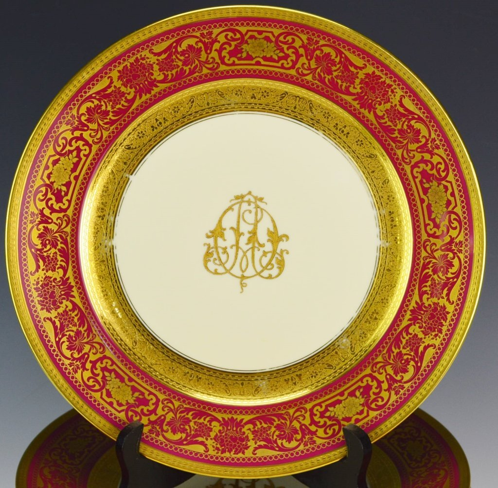 Rosenthal China Dinner Plate Grouping - 2