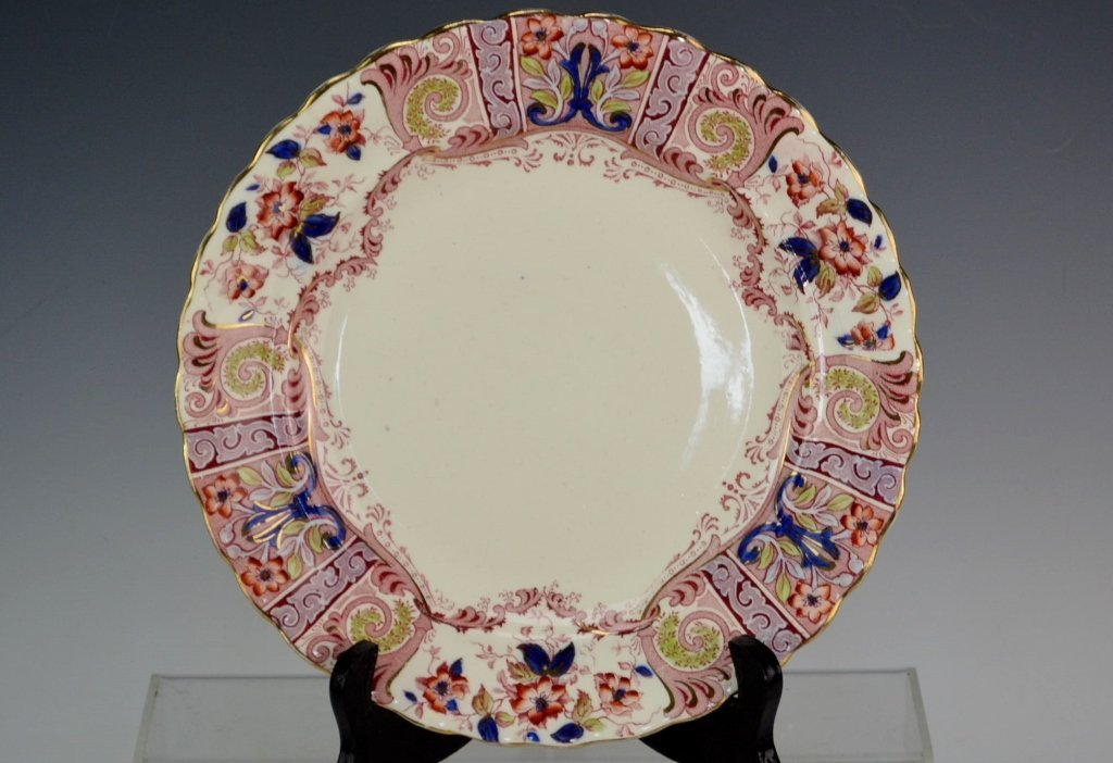 Burgess and Leigh Porcelain Grouping - 2