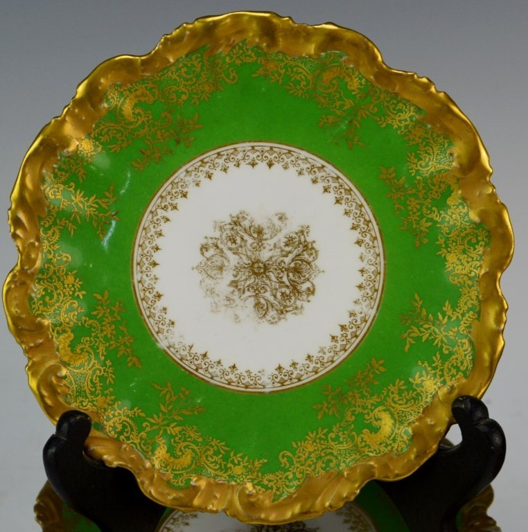 French Limoges Plate Grouping - 2