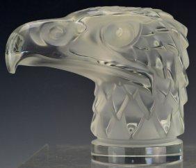 Lalique Eagle Hood Mascot