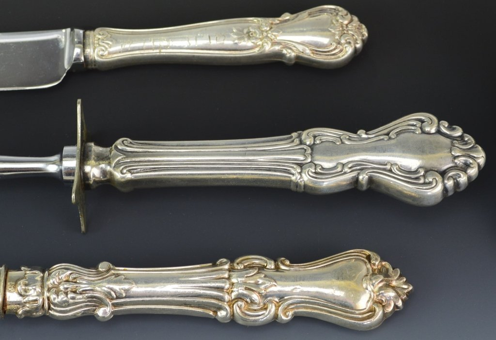 Sterling Silver Serving Piece Grouping - 2