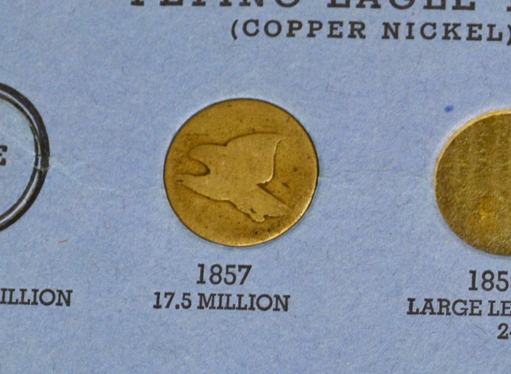 Indian Head Cent Grouping - 2