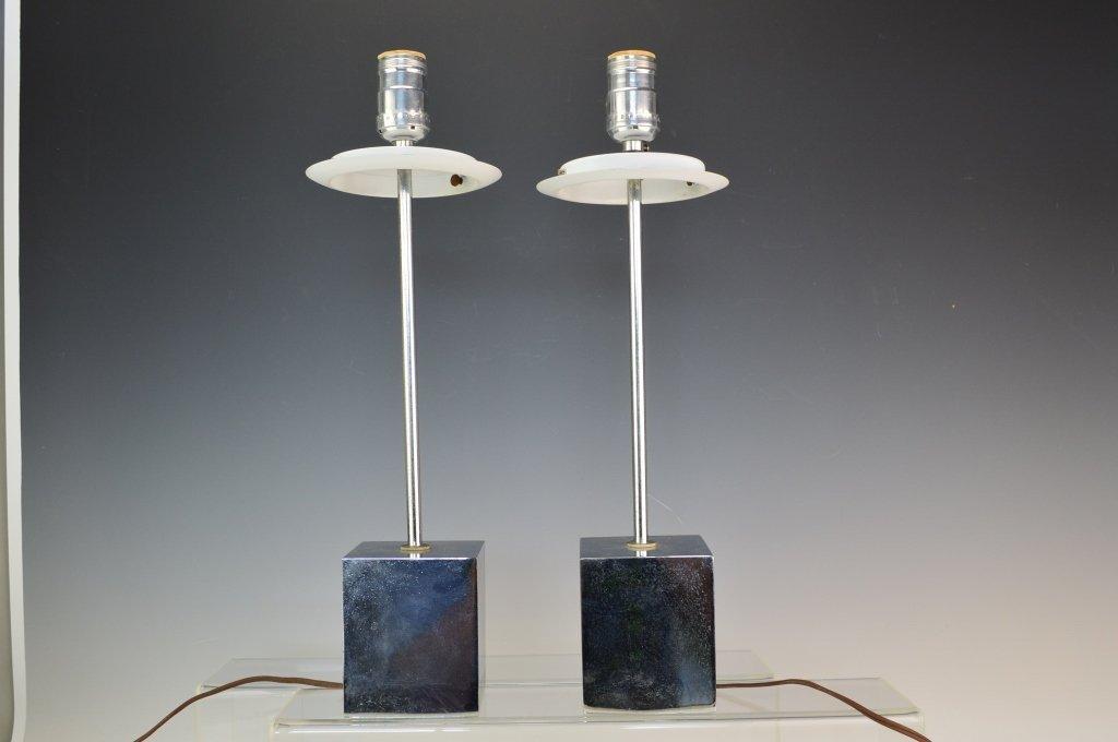 Sonneman Cube Lamps