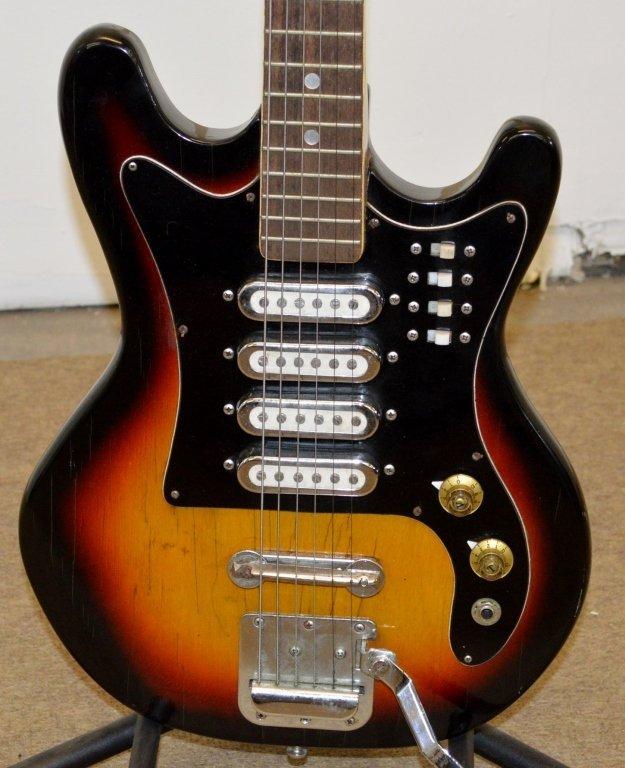 Heit Deluxe Electric Guitar