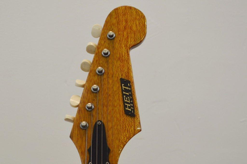 Heit Deluxe Electric Guitar - 3