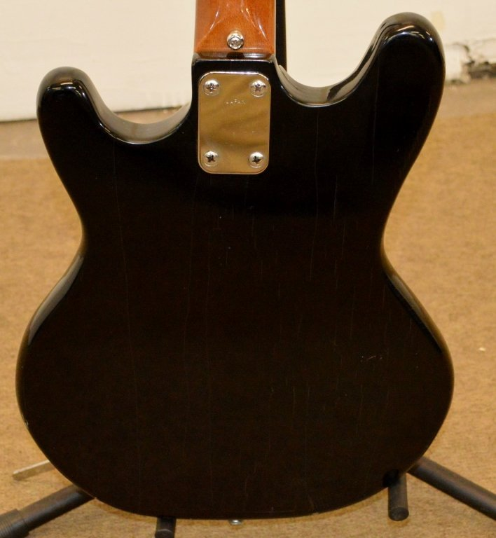 Heit Deluxe Electric Guitar - 4