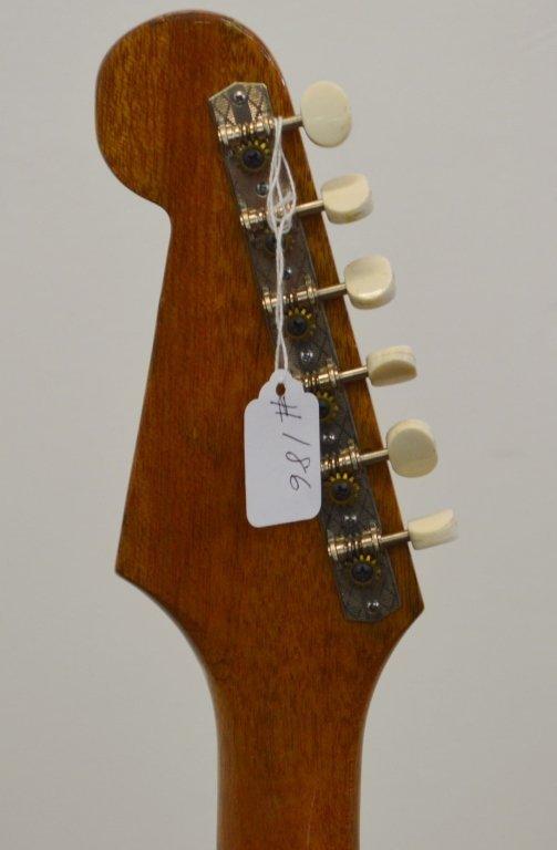Heit Deluxe Electric Guitar - 5