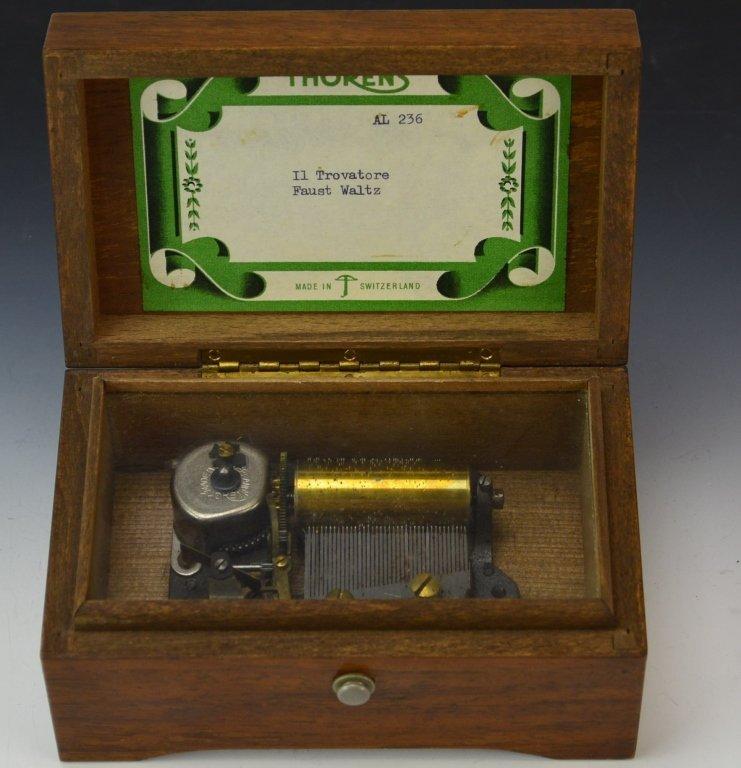 Thorens Swiss Music Box