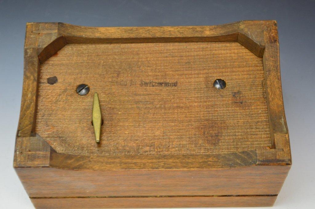 Thorens Swiss Music Box - 3