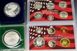 Silver Coin Grouping