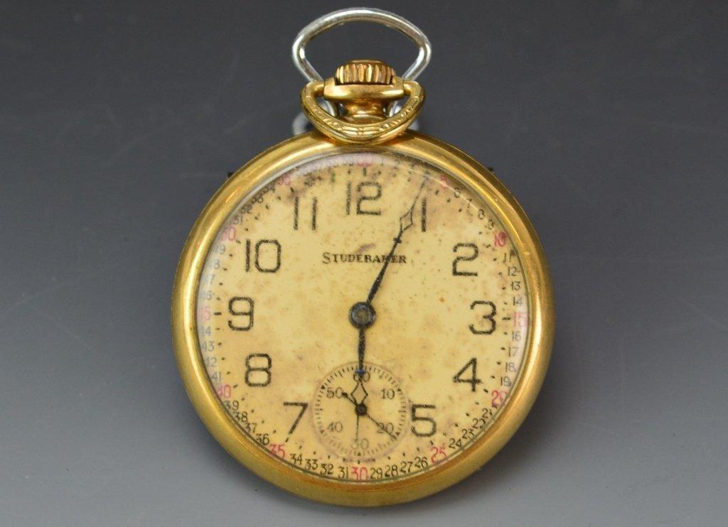 Hampden Watch Co. Pocket Watch Grouping - 2