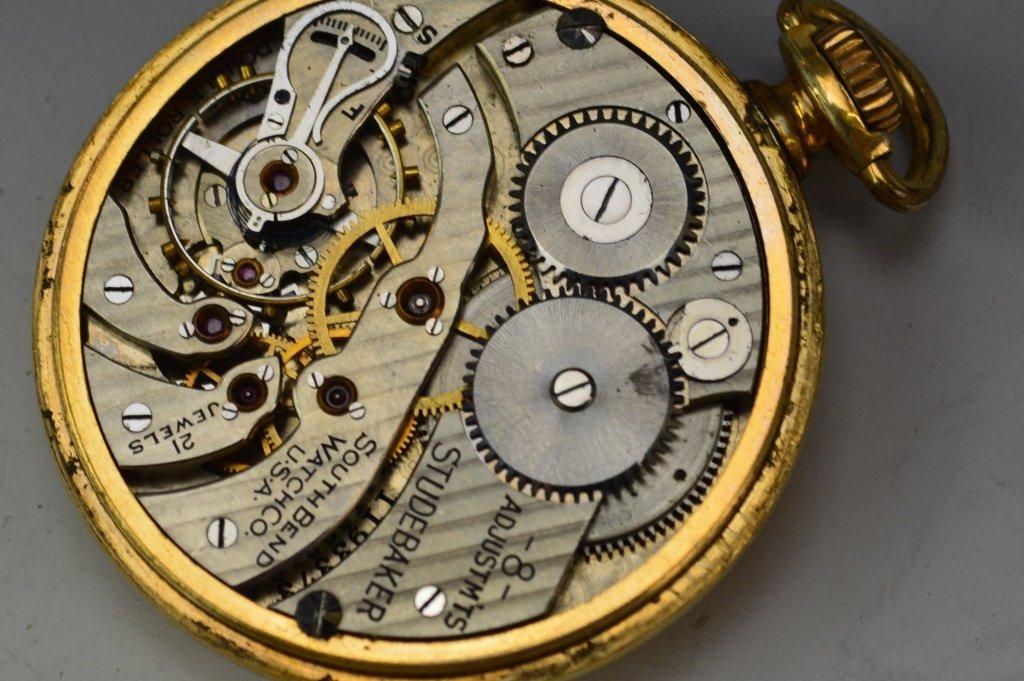 Hampden Watch Co. Pocket Watch Grouping - 5