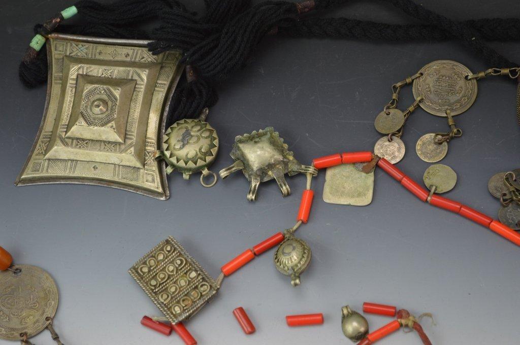 Persian or Ottoman Jewelry Lot - 2