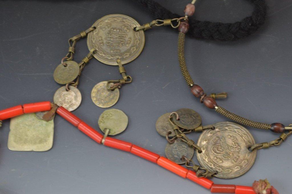 Persian or Ottoman Jewelry Lot - 3